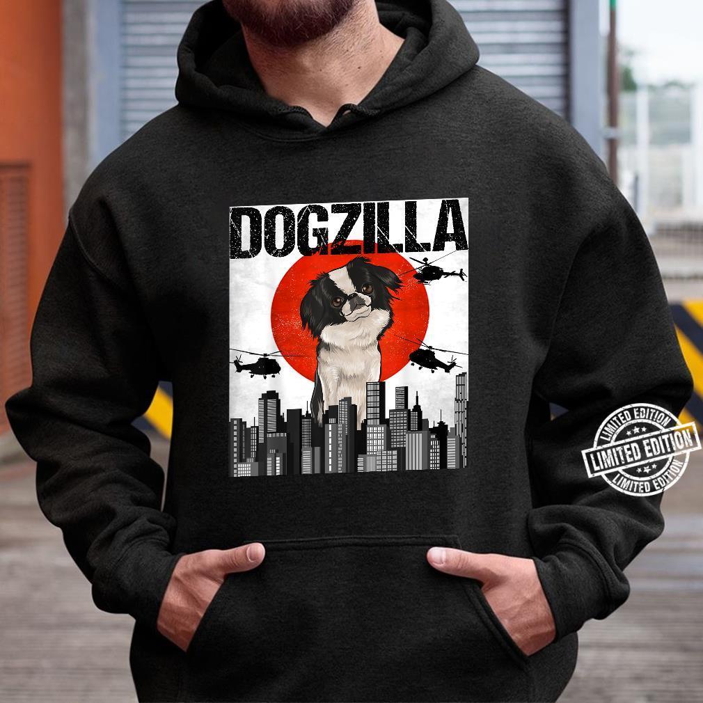 Funny Vintage Japanese Dogzilla Japanese Chin Shirt hoodie